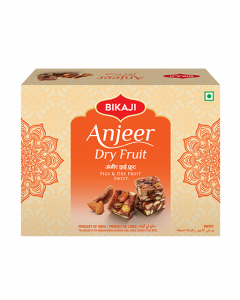 Bikaji Anjeer Dry Fruit Sweet - Online