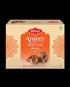 Bikaji Anjeer Dry Fruit Burfee