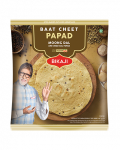 Bikaji - Moong Dal Papad