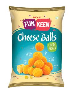 Bikaji Funkeen Cheese Balls