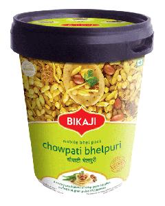 Bikaji Chowpati Bhelpuri (Mobile Pack)