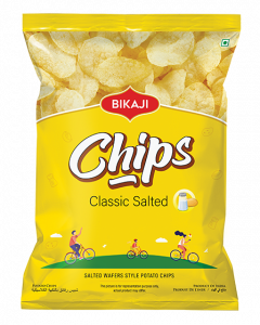 Bikaji Classic Salted Chips