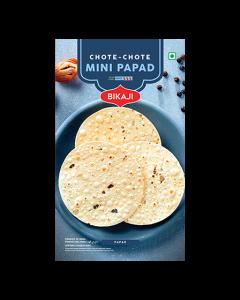 Chote-Chote Mini Papad