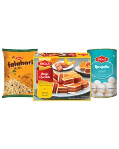 Bikaji Fatafat Fasting Mix Navratri Combo