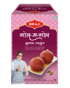 Bikaji - Gulab Jamun - Traditional Indian Sweet