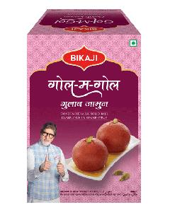 Bikaji - Gulab Jamun - Traditional Indian Sweet