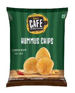 Bikaji Cafe Hummus Chips