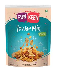 Bikaji Funkeen Jowar Puff Roasted