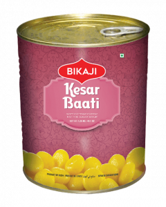 Bikaji - India's Best Kesar Bati Sweet Online