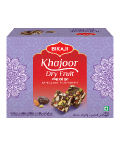 Khajoor Dry Fruit Burfee