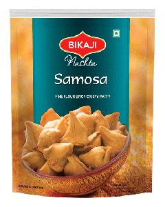 Bikaji Nashta Samosa - Instant Party Snacks