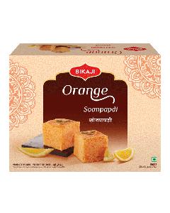 Buy Bikaji Orange Soan Papdi Online