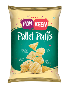 Bikaji Funkeen Pallet Puffs