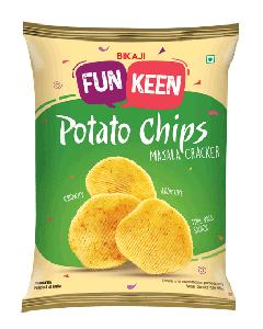 Bikaji Funkeen Potato Chips Masala Cracker