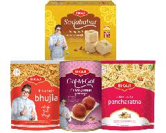 Bikaji Rakhi Sweets - 15 % Off  Order Online