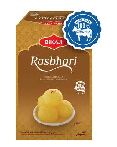 Bikaji Rasbhari - Sweet Rasgullas