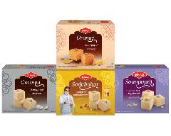 Bikaji Sohni Soanpapdi Combo - Sweet Gift Box