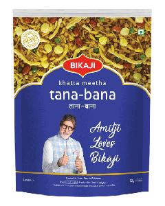 Buy Bikaji Tana Bana (Khatta Meetha) Online